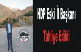 HDP'li Arpaç Tahliye Edildi