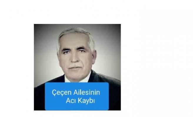 Mehmet Çeçen Vefat Etti