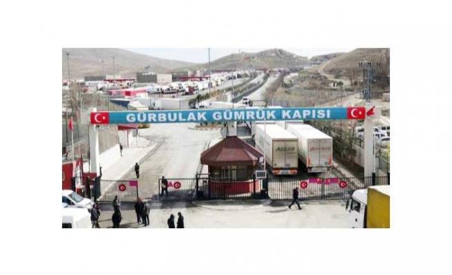Türkiye ,İran Sınırı Kapatıldı