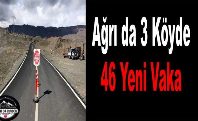 Ağrı da 2 Köy Daha Karantinaya Alındı