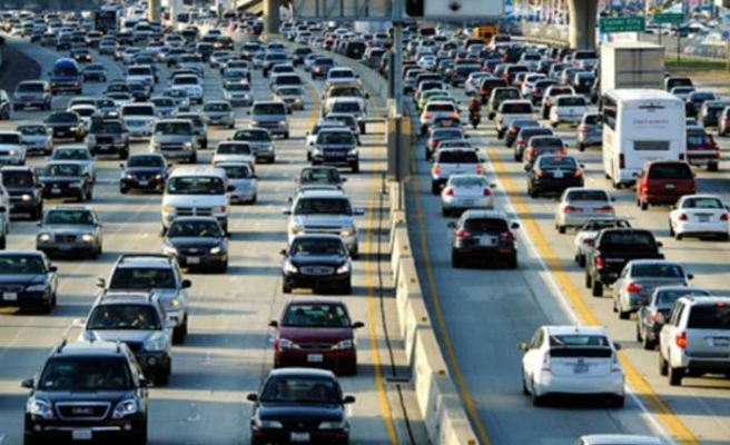 Ağrı da  Trafikteki Araç Sayısı Kaç Oldu