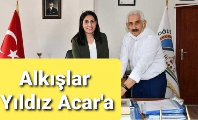 Başkan Acar'dan Çok Güzel Hareket