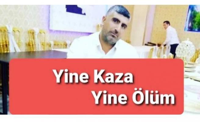 Kırşehirde Kaza Yapan Ağrılı Öldü