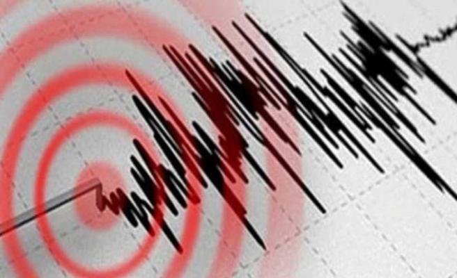 Ağrı da Deprem Oldu