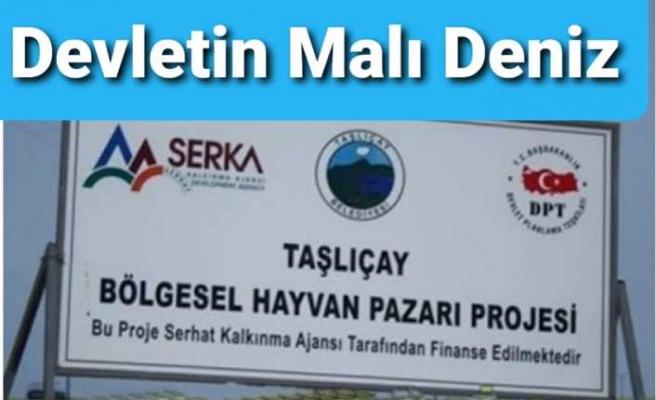 """Akp nin İsraf Politikası Devam Ediyor""""Devletin Malı Deniz"""""""
