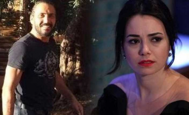 Özgü Namal'ı  Eşi Hayatını Kaybetti