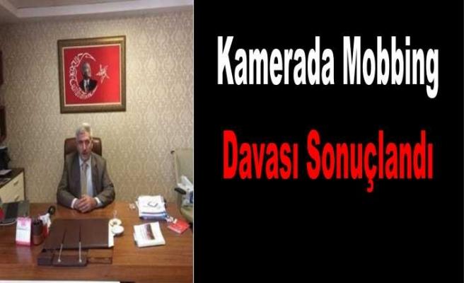Türk Büro-Sen Ağrı da Kameralı Taciz Davasını Kazandı