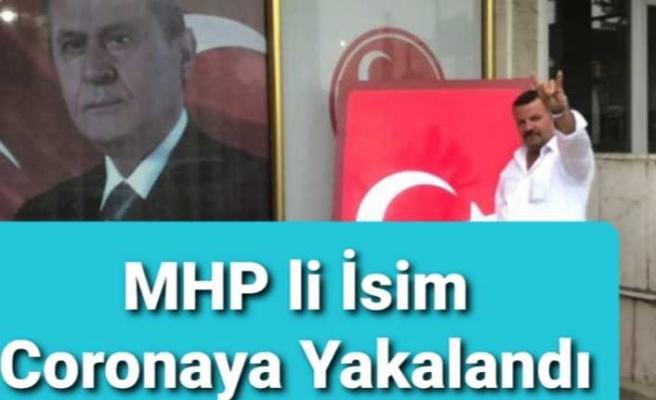MHP'li Başkan Corona'ya Yakalandı