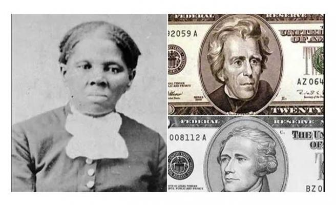 ABD'de 20 Dolarlık Banknotlar Harriet Tubman Resmi ile Basılacak