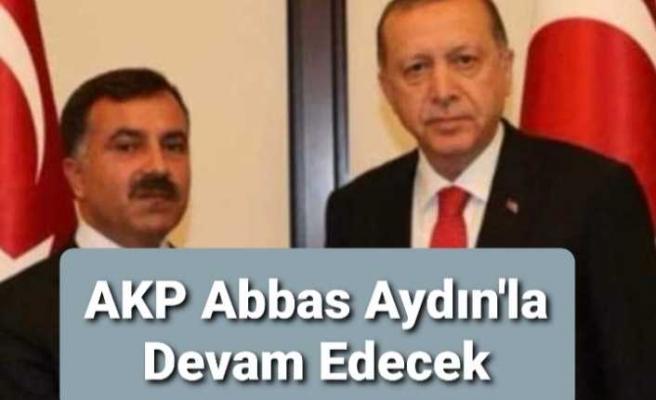 Ağrı AKP Kongre Tarihi Belirlendi