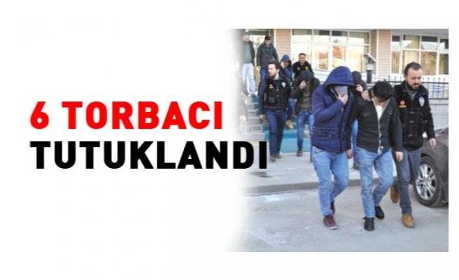 Ağrı'da Mahkeme 1'i Cezaevinde, 7 Torbacıyı Tutukladı