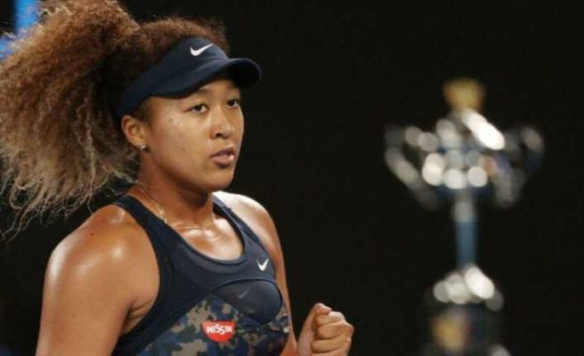 Avustralya Açık'ta Kazanan Naomi Osaka Oldu