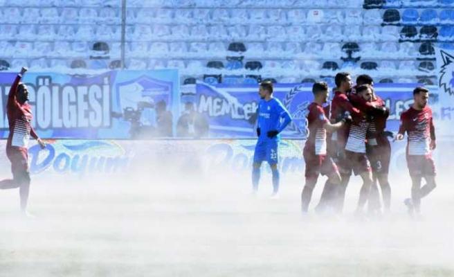 Erzurum Spor Hatay Spor Maç Sonucu