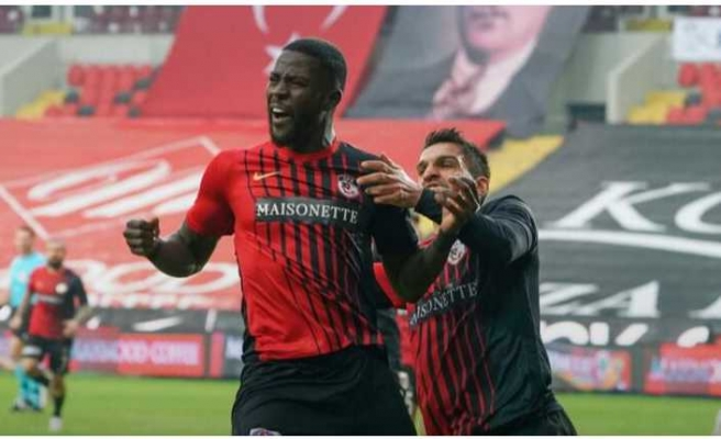 Gaziantep FK Göztepe Maç Sonucu