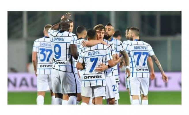 İnter,Fiorentina Maç Sonucu