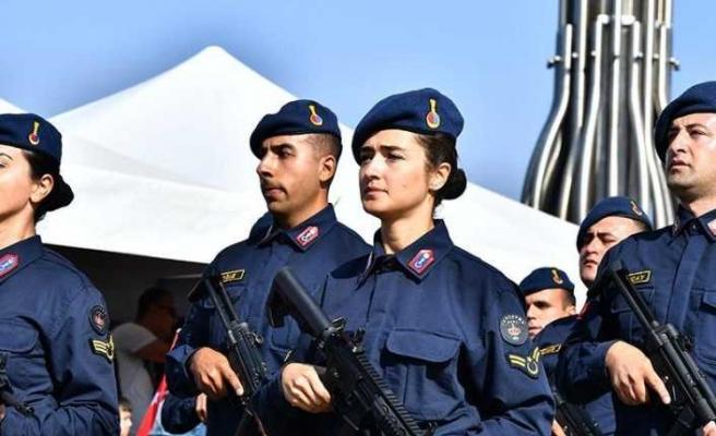 Jandarma Gelen Komutanlığı Subay Alacağını Duyurdu