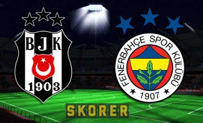 Beşiktaş - Fenerbahçe Derbisi Ne Zaman,Hakemi Kim? Beşiktaş - Fenerbahçe Maçı Saat Kaçta, Hangi Kanalda?