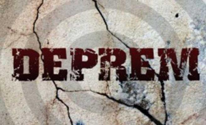4 Dakika ara ile yaşanan iki deprem korkuttu