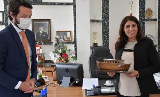 Hollanda Büyükelçiliği Doğubayazıt'a ayrı bir parantez açacak