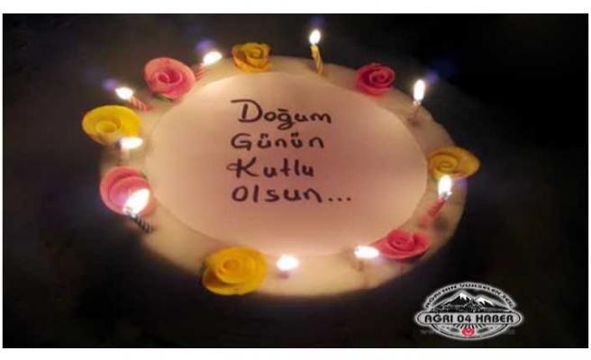 Doğum Günün Kutlu Olsun