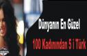 O Listede 5 Türk Var