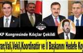 Savcı Sayan Ağrı da AK Parti İktidarını Topa Tuttu