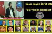 Sayan ;Ankara Bizi Ciddiye Almıyor