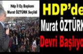 HDP Ağrı İl Başkanlığı 3. Olağan Kongreside İl Başkanı Murat Öztürk Seçildi.