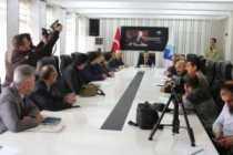 Vali Elban Dev Projelerini Anlattı ''1850 İstihdam,140 Yeni İş Yeri''