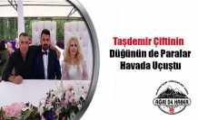Taşdemir Çifti Görkemli Bir Düğünle Dünya Evine Girdi