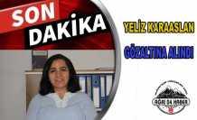 Yeliz Karaaslan Gözaltına Alındı