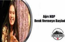 Ağrı HDP de Hazal Aras Sesleri