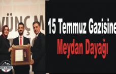 Savcı Sayan'ın Korumaları 15 Temmuz Gazisini Dövdü