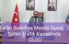 Musa Kazım Şahin Trafik Kazasında Öldü