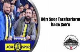 Ağrı Spor Tribün Liderlerine Soruşturma Açıldı