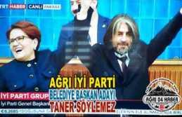 Söylemez, İYİ Parti Ağrı Belediye Başkan Adayı...