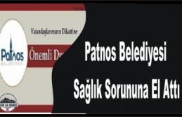 Patnos Belediyesi Duyurdu