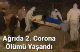 Ağrı da Bugün Corona Kaynaklı 2 Ölüm Yaşandı