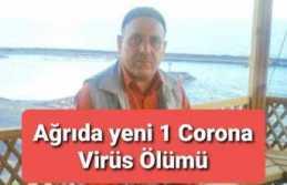 Ağrı da Covid-19 Ölümlerine Yenisi Eklendi