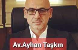 Avukat Ayhan Taşkın Yaşamını Yitirdi