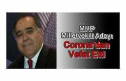 MHP li Aday Corona'dan Öldü