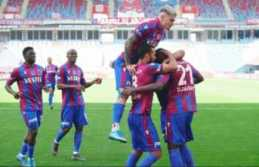 Trabzon Spor Fatih Karagümrük Maç Sonucu