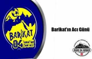 Barikat04'ün Acı Günü