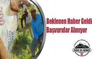 Ağrılı Çiftçiler ve Yatırım Yapmak İsteyenler...