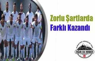 Ağrıspor'dan Maç Sonrası Olay Mesaj