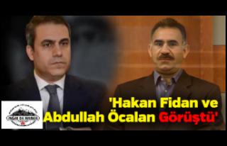 Gazeteci Ali Tarakçı'dan Hakan Fidan Bombası