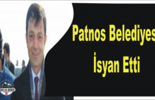 Patnos Belediyesini Dolandırmışlar