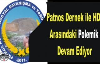 Patnos Belediyesi ve Dernek Arasında Sö