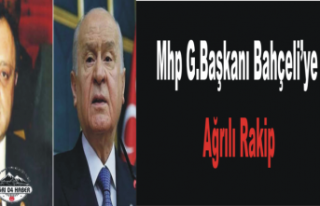 MHP Genel Başkanlığına Ağrılı Aday