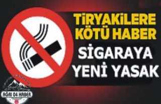 Sigara Tiryakilerine Kötü Haber
